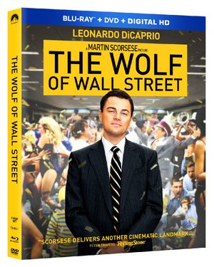 The Wolf of Wall Street, directed by Martin Scorsese