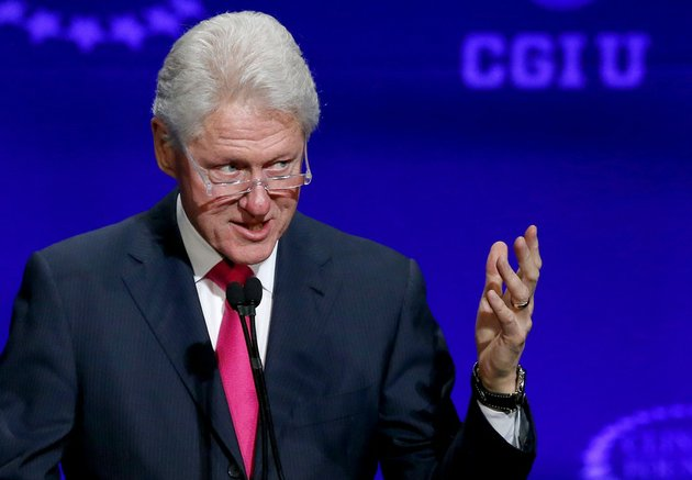former-president-bill-clinton-speaks-at-a-student-conference-for-the-clinton-global-initiative-university-at-arizona-state-university-in-this-march-21-2014-file-photo-taken-in-tempe-ariz-the-national-archives-is-scheduled-to-release-thousands-of-pages-of-documents-from-bill-clintons-administration-friday-march-28-2014