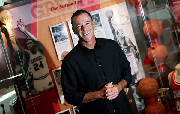 Jimmy Dykes, shown in this 2009 file photo, has been hired as Arkansas' women's basketball coach.