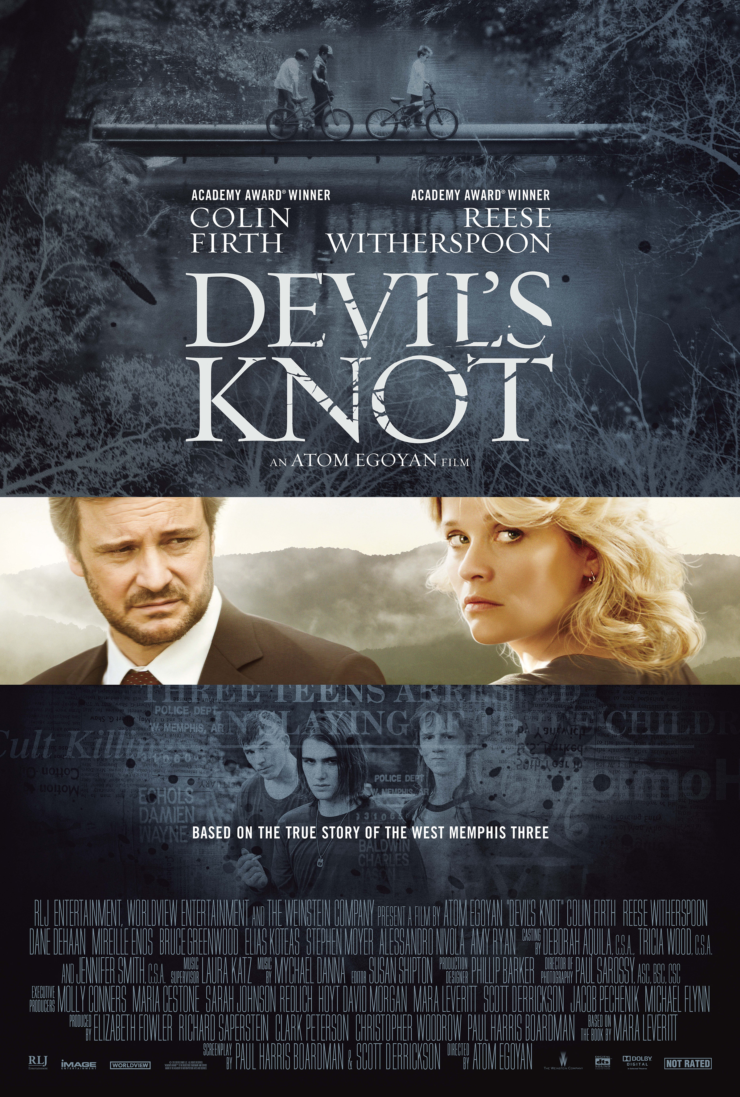 Devil's Knot Poster Featuring Reese Witherspoon
