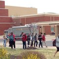 Bentonville High School was dismissed early Tuesday after a bomb threat was discovered.