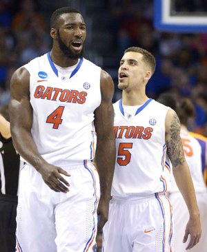 Florida center Patric Young has helped lead the Gators to their first Final Four since 2007.