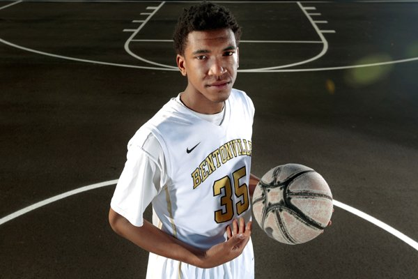 Bentonville's Malik Monk is the Arkansas Democrat-Gazette's Sophomore of the Year for 2014.