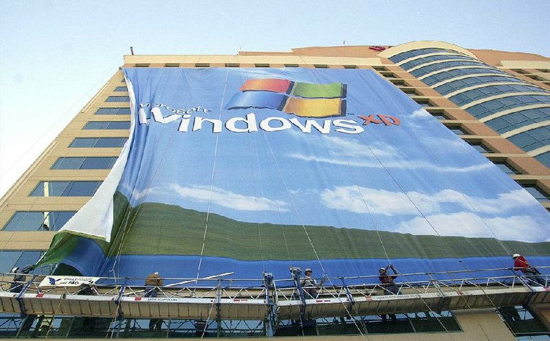 Windows ends support for XP