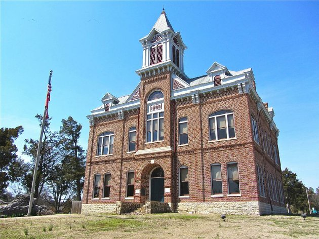 the-former-lawrence-county-courthouse-the-centerpiece-of-powhatan-historic-state-park-was-built-in-1888