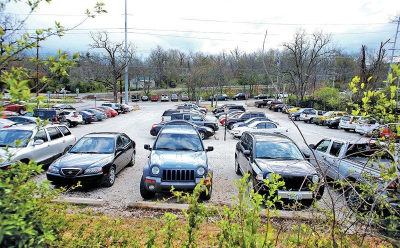 University Eyes New Parking Garage