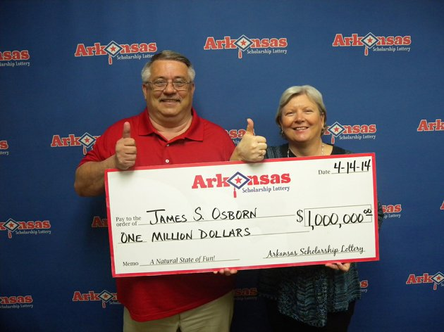 james-osborn-of-atkins-pictured-with-his-wife-cynthia-won-1-million-after-buying-a-20-platinum-payout-lottery-ticket-at-the-phillips-66-pdq-north-in-russellville-the-arkansas-scholarship-lottery-said-monday