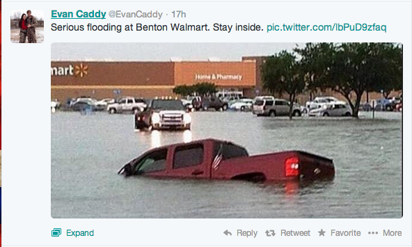 this-photo-on-twitter-purported-to-be-from-the-benton-wal-mart-but-the-national-weather-service-says-it-was-actually-taken-last-year-in-louisiana