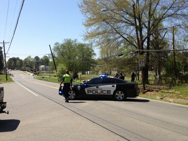 little-rock-police-set-up-a-roadblock-at-chicot-road-and-yorkwood-drive-near-chicot-elementary-school-on-tuesday-morning-april-15-2014