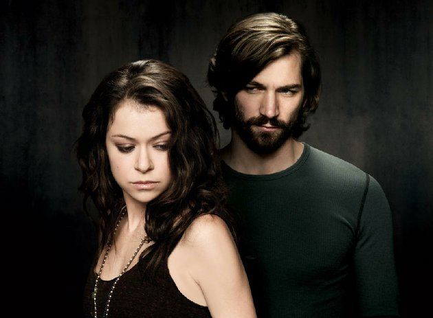 bbc-americas-orphan-black-stars-tatiana-maslany-as-sarah-and-michiel-huisman-as-cal-season-2-arrives-at-8-pm-saturday
