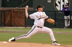 Tyler Beede. Vanderbilt hosts LSU at Hawkins Field on March 14, 2014. (Steve Green/Vanderbilt University)