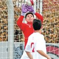 FILE PHOTO JASON IVESTER Hugo Rodriguez, Springdale High keeper, has developed into solid force in ...