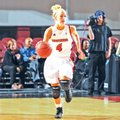 Courtesy Photo Melody Williams is one of five players signed by John Brown University's women's bask...