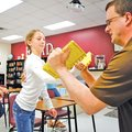 STAFF PHOTO DAVID GOTTSCHALK 