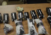 Meth and cash seized in a Springdale drug bust.
