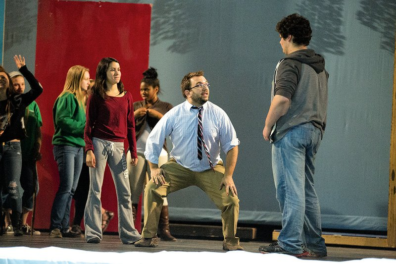 Peter Pan, the musical, set to soar on stage of Conway High