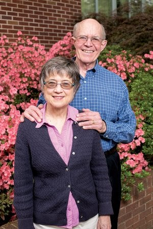 Nancy Fleming, longtime director of the Hendrix College Choir in Conway, and her husband, Ansley Fleming, the college organist, are retiring this year. Nancy will direct a farewell concert at 7:30 p.m. Thursday in Reves Recital Hall on campus, and Ansley will accompany the concert.