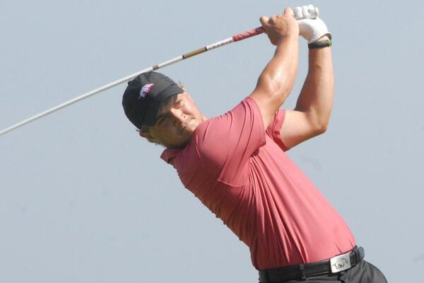 Arkansas senior Sebastian Cappelen shot a final round 64 Sunday at the SEC Golf Championship.