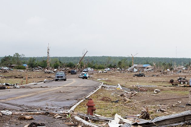 a-tornado-wiped-out-homes-and-businesses-sunday-night-in-vilonia-this-view-is-of-a-side-road-off-us-64-vilonia-mayor-james-firestone-said-because-faulkner-county-has-been-declared-a-national-major-disaster-area-vilonia-is-eligible-for-federal-emergency-management-agency-funds-firestone-said-he-was-scheduled-to-meet-with-fema-officials-tuesday-and-a-damage-assessment-team-will-be-in-vilonia-by-today-they-come-out-and-actually-count-the-structures-that-were-destroyed-he-said