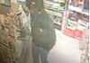 A suspect in a Rogers robbery.