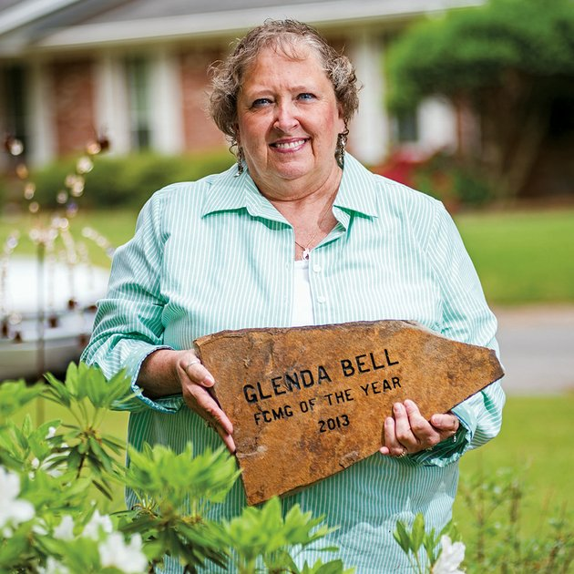 glenda-bell-was-named-the-faulkner-county-master-gardener-of-the-year-for-2013