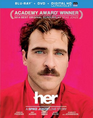 Her, directed by Spike Jonze