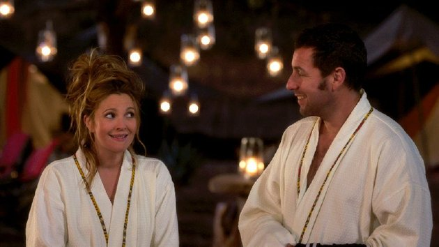 lauren-drew-barrymore-and-jim-adam-sandler-are-inevitably-and-cutely-drawn-together-again-in-blended-another-happy-madison-production-directed-by-frank-coraci