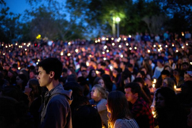 people-gather-at-a-park-for-a-candlelight-vigil-to-honor-the-victims-of-friday-nights-mass-shooting-on-saturday-may-24-2014-in-isla-vista-calif-sheriffs-officials-say-elliot-rodger-22-went-on-a-rampage-near-the-university-of-california-santa-barbara-stabbing-three-people-to-death-at-his-apartment-before-shooting-and-killing-three-more-in-a-crime-spree-through-a-nearby-neighborhood