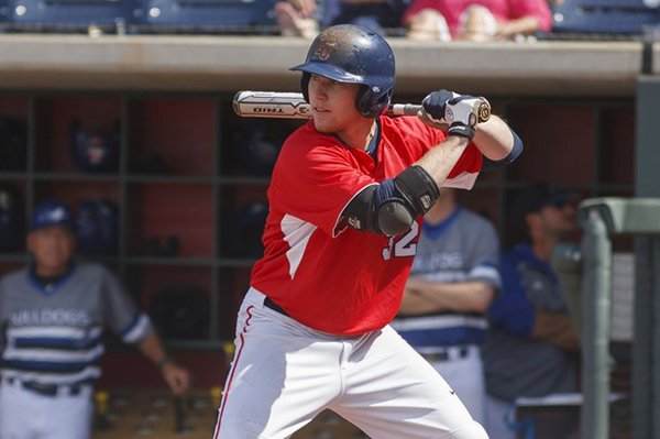 Ryan Seiz is batting .362 this season for Liberty.