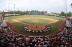 Davenport Field, Virginia's baseball stadium, is known as a pitcher's ballpark. (courtesy photo/Virginia Athletics)