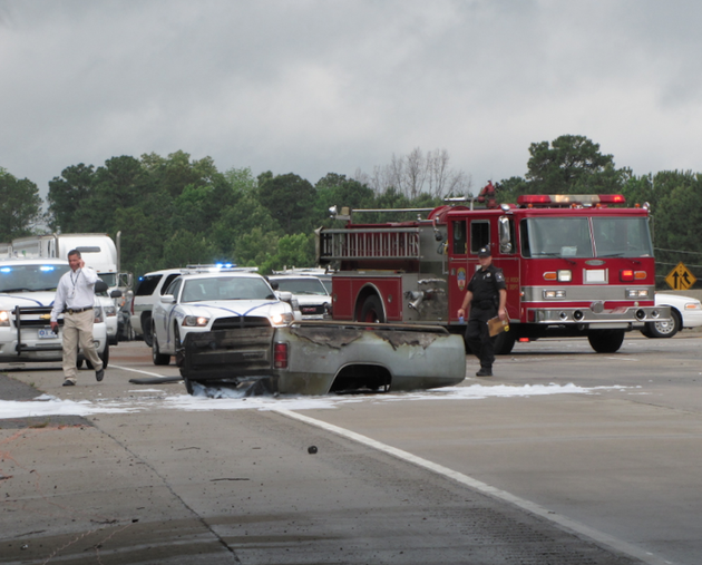 interstate-30-east-at-i-430-near-otter-creek-road-is-shut-friday-morning-may-30-2014-after-an-accident