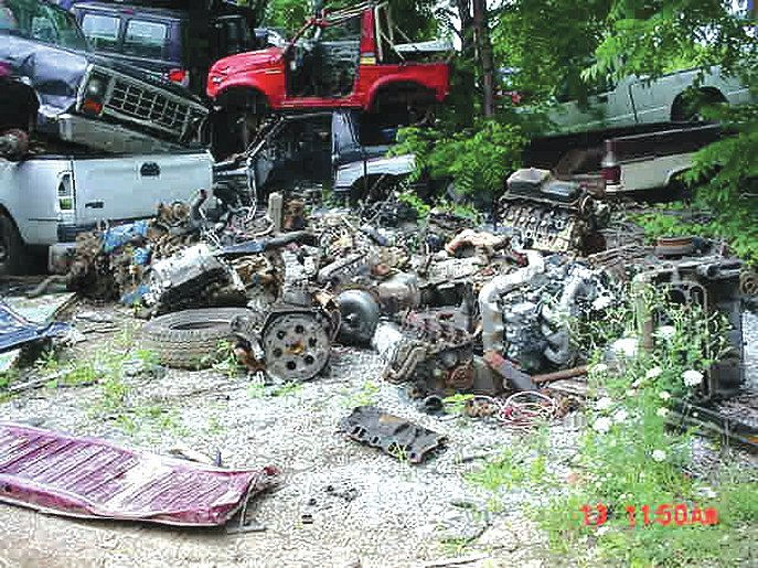 Lawsuit Planned Over Springdale Auto Salvage Lot