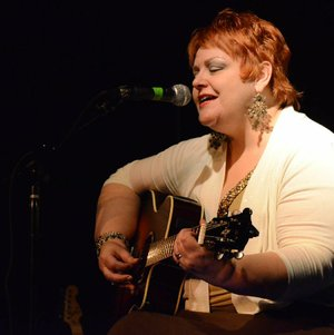 Singer/songwriter Charlotte Taylor is one of the artists lending her voice to Screaming for the Screen, a fundraiser for the Argenta Community Theater in North Little Rock.