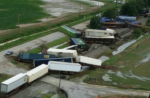 a-train-derailed-near-the-poinsett-and-craighead-county-line-from-strong-storms-that-tore-through-north-arkansas-on-thursday