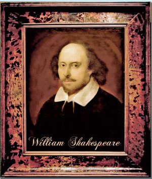 William Shakespeare photo illustration by Kirk Montgomery