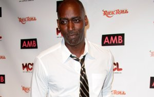 Actor Michael Jace attends WordTheatre presents Storytales at Ford Amphitheatre in Los Angeles in this Oct. 6, 2012 file photo.