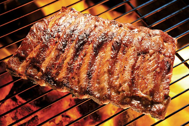 using-this-recipe-the-ribs-are-pre-cooked-in-the-oven-then-transferred-to-the-grill-to-brown