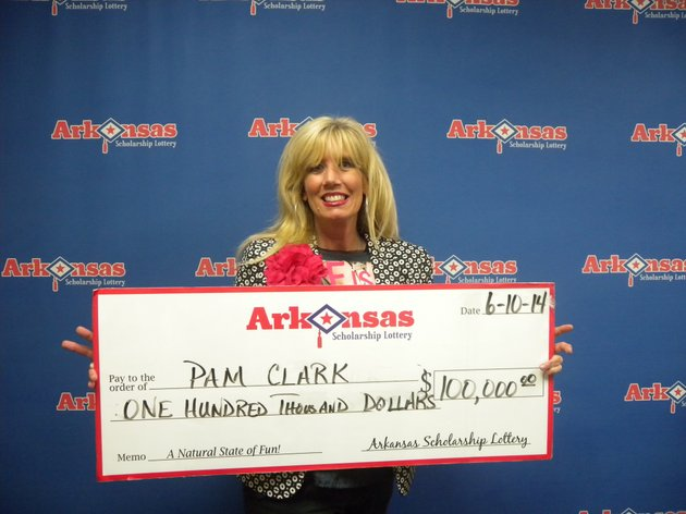 pam-clark-of-hot-springs-won-100000-after-buying-a-5-money-matters-lottery-ticket-at-the-central-valero-gas-station-in-hot-springs-the-arkansas-scholarship-lottery-said-wednesday