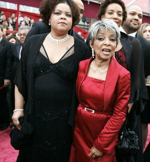 Ruby Dee (right), dead at 91, had a long career that spanned stage, radio, television and film.