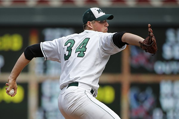 Mounds View, Minn. pitcher Sam Hentges has opted to sign a professional contract with the Cleveland Indians.