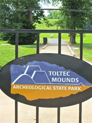 Visitors can mark the summer solstice Saturday evening at Toltec Mounds Archeological State Park.