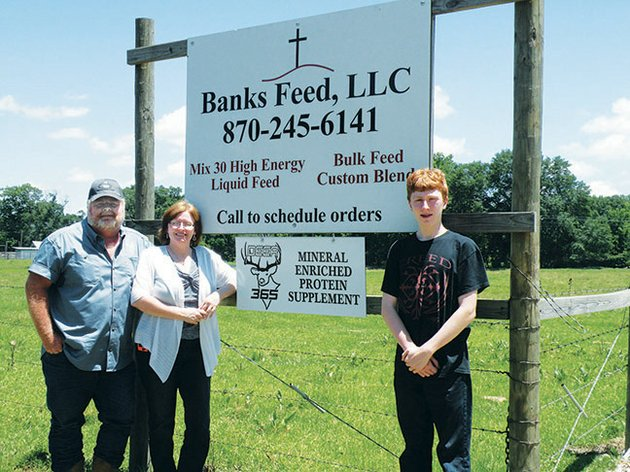 in-addition-to-raising-cattle-hay-and-timber-geno-from-left-stephanie-and-tyler-banks-own-and-operate-banks-feed-llc-offering-custom-cattle-feed-liquid-cattle-feed-and-a-mineral-enriched-protein-supplement-for-deer