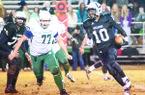 Smackover's Jordan Jones (10) was Arkansas' first commitment in the class of 2016.