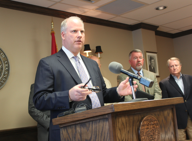 attorney-general-dustin-mcdaniel-speaks-at-a-news-conference-monday-in-little-rock