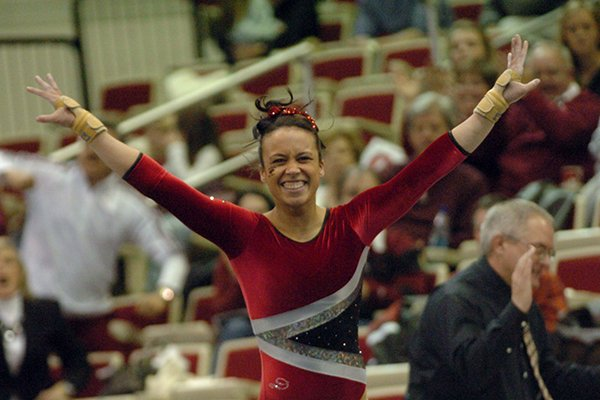 Samantha Cortez, pictured in this 2008 file photo, has been hired as an assistant coach at Arkansas.