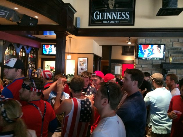 fans-gather-at-dugans-pub-in-downtown-little-rock-just-before-the-start-of-the-us-germany-world-cup-game-thursday-morning