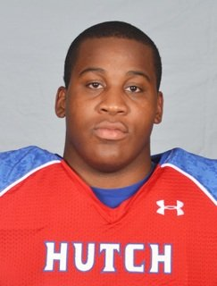 Arkansas is recruiting Jeremiah Ledbetter from Hutchinson Community College.