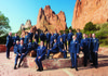 The Air National Guard Band of the Southwest, performing July 2 at the MacArthur Military Museum. July 3 for Oaklawn's fireworks show and July 4 for Pops on the River.