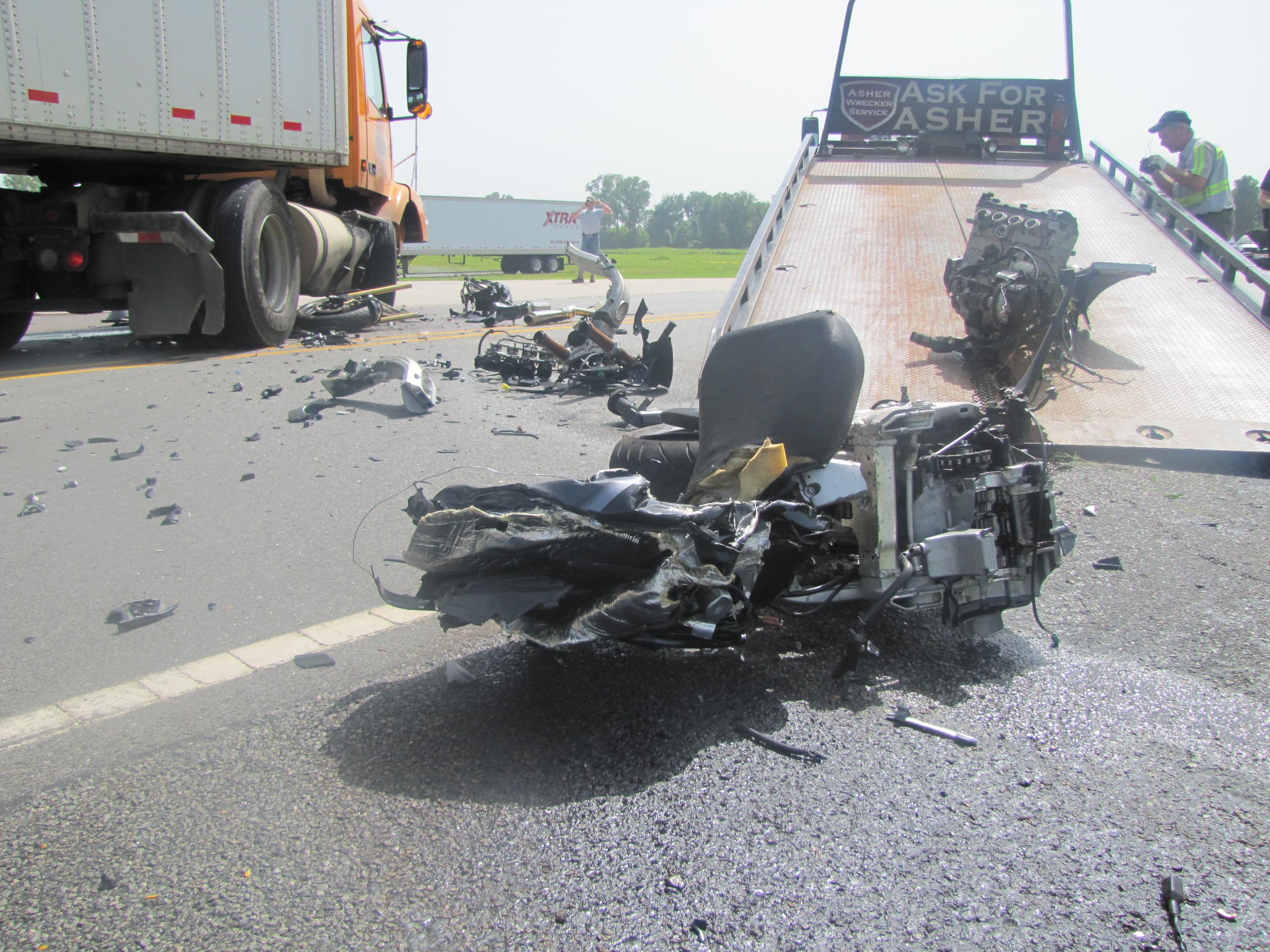 Armoured Vehicles Latin America ⁓ These Motorcycle Wrecks In Arkansas