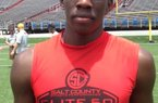 Athlete McKinley Whitfield has a good shot of earning an offer at Arkansas' July camp.